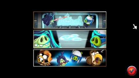 Музыка в Angry Birds Star Wars 2 (тёмная сторона)