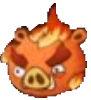 Flame Pig