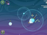 Fry Me To the Moon 3-6 (Angry Birds Space)