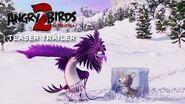 ANGRY BIRDS 2 LA PELÍCULA. Teaser Tráiler HD en español. En cines 23 de agosto.