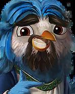 Flocker Blue Portrait 046