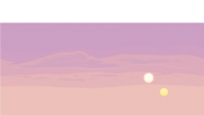 Morning Sky Tatooine