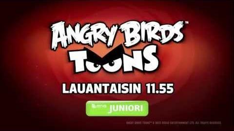 Angry Birds Toons -animaatiosarja - MTV3 Total