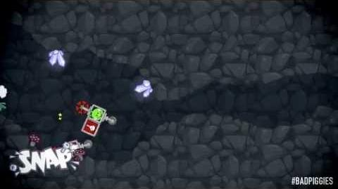 "Bad Piggies ""Rise And Swine"" - NEW levels and items!"