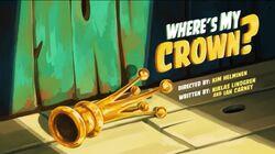 Where's Мy Crown