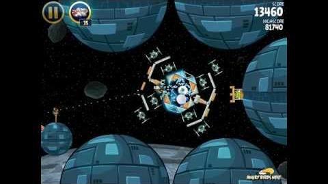 Death Star 2-39 (Angry Birds Star Wars)/Video Walkthrough