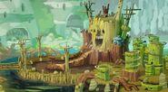 Замок короля свиней
