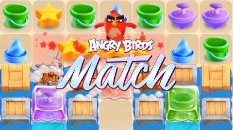 Angry Birds Match - Teaser trailer 3