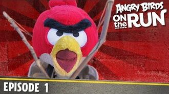 Angry Birds on The Run - On The Other Side - S1 Ep1