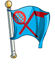 Спортивный флажок