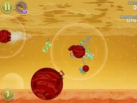 Red Planet 5-23 (Angry Birds Space)