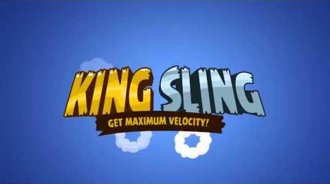 Angry Birds Facebook Power-up King Sling