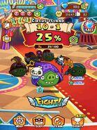 Angry Birds Fight! — играбельные свиньи