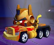 Epic Optimus Transformation