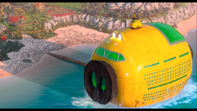 Submarino Cerdito