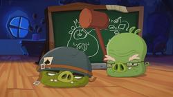 Капрал и Профессор