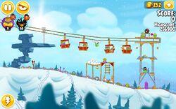 Лыжи сизонс уровень 6