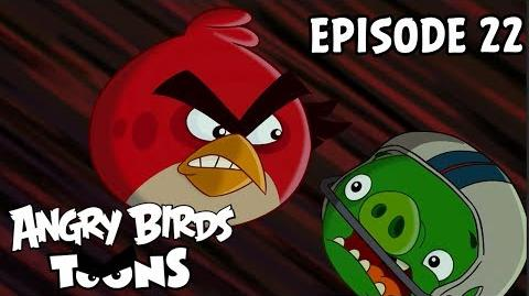 Angry Birds Toons Eggs' Day Out - S1 Ep22