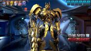 Golden Optimus