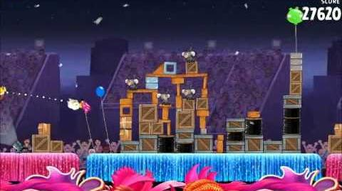 Official Angry Birds Rio Walkthrough Carnival Upheaval 8-12