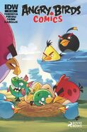 Angry Birds Comics 5