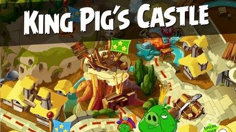 Angry Birds Epic King Pig's Castle Walkthrough