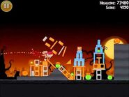 Official Angry Birds Seasons Walkthrough Trick or Treat 1-12