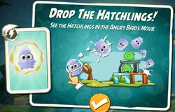 Drop The Hatchlings