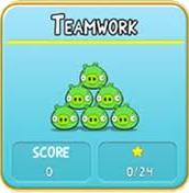 25207 teamwork