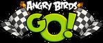 AngryBirdsGo!LogowithRaceFlags