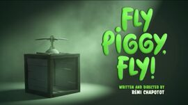 Fly Piggy