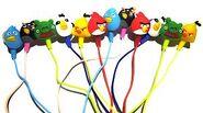 Angry Birds Наушники