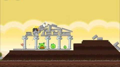 Official Angry Birds Walkthrough Poached Eggs 3-20