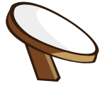 Cardboard egg