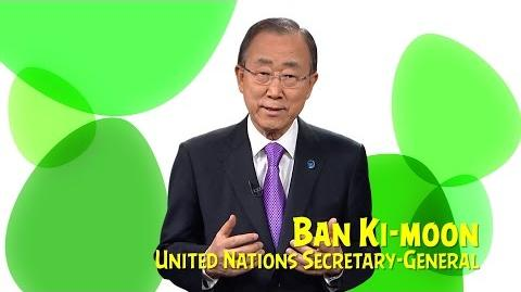 The Angry Birds Movie - Ban Ki-moon Introduces the International Day of Happiness