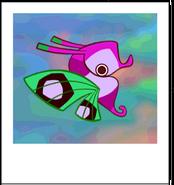 Бабочка-конёк на фото