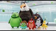 ANGRY BIRDS -ELOKUVA 2 Virallinen suomeksi puhuttu traileri 2 Elokuvateattereissa 9.8