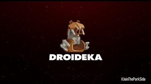 Angry Birds Star Wars 2 character reveals Droideka-0