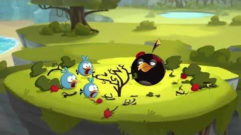 "Angry Birds Toons episode 48 sneak peek ""Shrub It In"""
