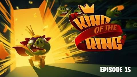 Angry Birds Toons - Season 3, Episode 15 King of the Ring