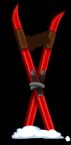 Winter slingshot