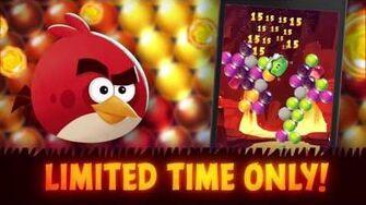 Angry Birds POP - Event New Super Fireball!