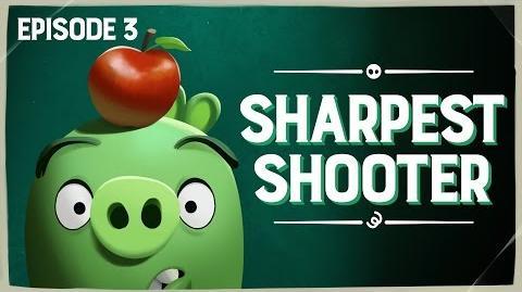Piggy Tales - Third Act Sharpest Shooter - S3 Ep3