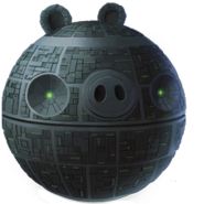 THEME DEATHSTAR SPACE 1 PARALLAX 1