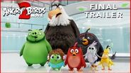 The Angry Birds Movie 2 - Final Trailer - At Cinemas August 2