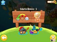 Angry-Birds-Epic-South-Beach-Level-1-Options