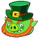 Leprechaun Pig