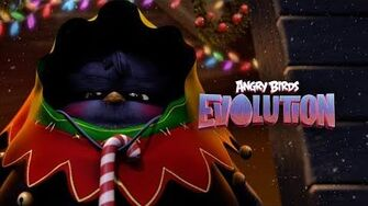 Angry Birds Evolution Meet Kowalski the Elf
