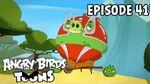 Angry Birds Toons El Porkador! - S1 Ep41