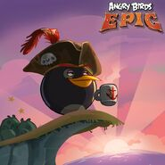 Bomb Pirate2 Epic Poster